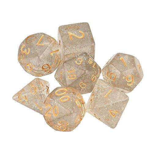 würfel spielzeug spiele zubehör polyhedrische rollenspiel spiel drachen polyhedral