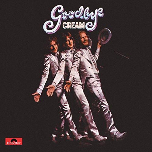 Goodbye (Lp) [Vinyl LP] Cream Music Box