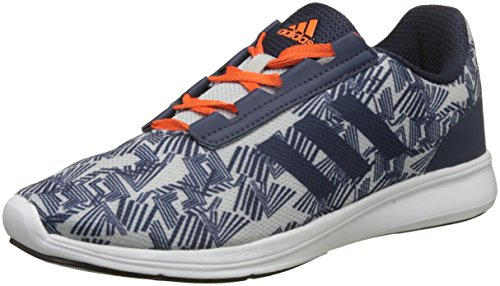 Adidas Men's Adipacer 2.0 M Silvmt, Trablu and Energy Running Shoes-8 UK/India (42 1/9 EU)(CJ0155)