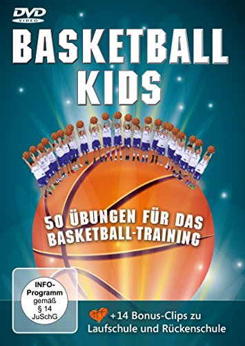 Basketball Kids - 50 Übungen für das Basketball Training