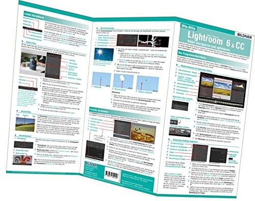 Lightroom 6 - Bilder korrigieren und optimieren