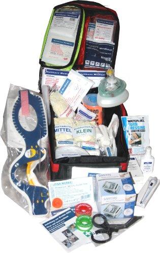 Erste Hilfe Notfallrucksack Team Impuls NFA