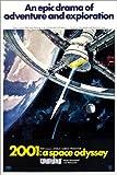Poster 40 x 60 cm: 2001: Odyssee im Weltraum von Everett Collection - Hochwertiger Kunstdruck, Neues Kunstposter