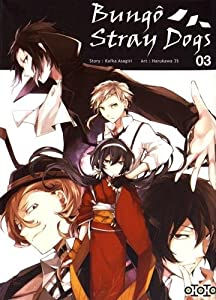 Bungô stray dogs Edition simple Tome 3