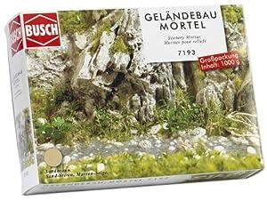 Busch 7193  - Terreno de Piedra Gruesa Importado de Alemania