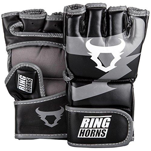 Ringhorns Charger MMA Handschuhe, Schwarz, S