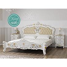 suchergebnis auf f r bett barock 180x200. Black Bedroom Furniture Sets. Home Design Ideas