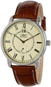 Breytenbach Herren-Armbanduhr Kleine-Sekunde BB7730BE
