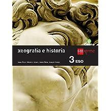 Xeografía e historia. 3 ESO. Celme - 9788498545364