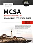 Microsoft's new version of the MCSA certification for Windows Server 2012 R2 requires passing three exams. This value-priced study guide includes more than 1,000 pages of quality exam-prep content, covering 100 percent of the objective domains of all...