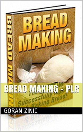 Bread Making - PLR (English Edition) eBook: Goran Zinic: Amazon.es ...