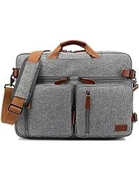 51a136bd1c89d CoolBell umwandelbar Rucksack Messenger Bag Umhängetasche Laptop Tasche  Handtasche Business Aktentasche Multifunktions…