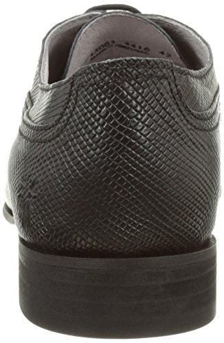 Fly London Safi945fly, Chaussures À Lacets Pour Homme Noir (noir 003)