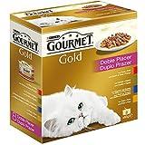 Alimento húmedo para gatos a partir de los doce meses. Elaboradas con ingredientes naturales de primera calidad. Su exclusiva textura, aroma y sabor colmará los apetitos más exigentes y caprichosos.