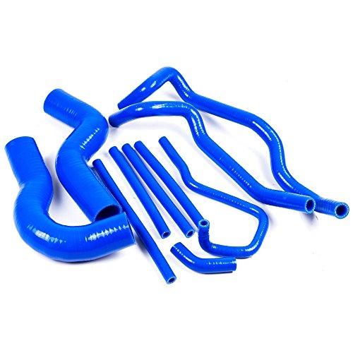 Silikon Schlauch-Motor Kühlung Kühler Rad Kit -