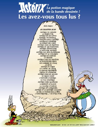 Astérix, Tome 14 : Astérix en Hispanie (Asterix)