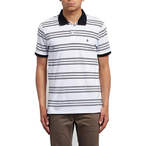 Volcom Herren T-Shirt Wowzer Stripe Polo -