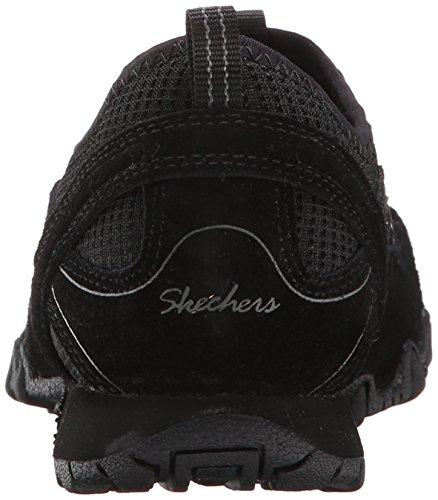 Movimento Skechers Bikers moda Sneaker Black