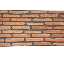 de pared diseo de piedra y ladrillos paneles cm
