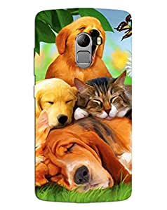 FurnishFantasy Designer Back Case Cover for Lenovo K4 Note