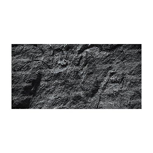 Variumprint die Aquariumfolie Aquarium Rückwandfolie Rückwand Selbstklebend mit Motiv Fotorückwand Schiefer VMO-0101 (B 60 x H 30 cm)