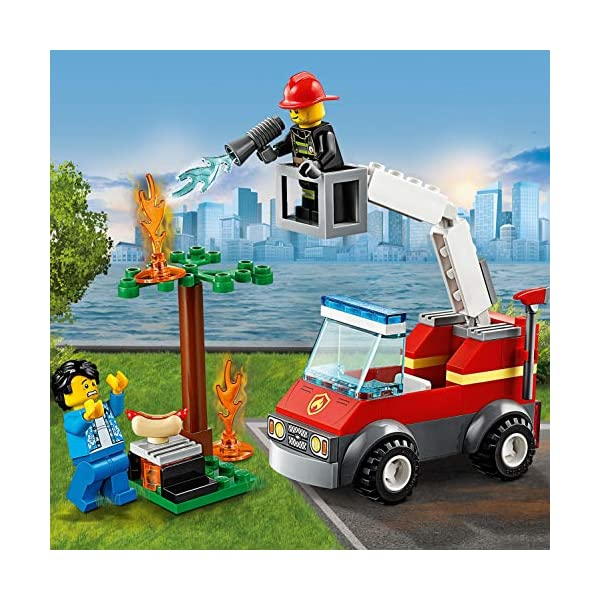LEGO City - Barbecue in fumo, 60212 3 spesavip