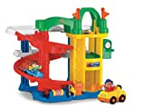 Fisher-Price Little People Racin\' Ramps Garage