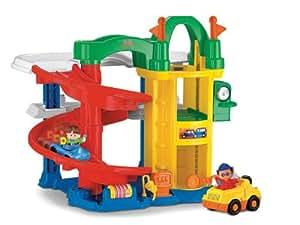 Mattel Fisher-Price L1343 - Little People Parkgarage