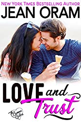 Love and Trust: A Billionaire Bachelor Sweet Contemporary Romance (The Summer Sisters Book 3)