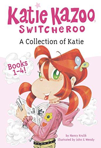 Katie Kazoo, Switcheroo: A Collection of Katie Books 1-4 por Nancy Krulik