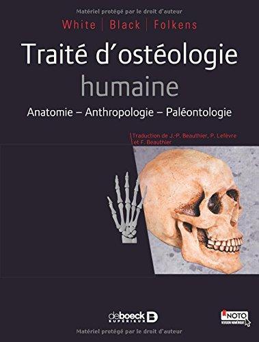 Traité d'ostéologie humaine