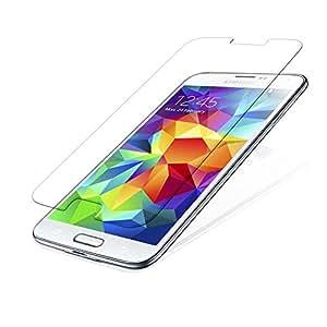 Super qualité supérieure-H9 rigidité-Protection d'écran en verre trempé pour Samsung Galaxy S5 Film anti-éclats &