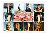 Quadretto Braccialetti Rossi