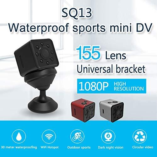 Springdoit-Fotocamera-per-lo-sport-in-miniatura-HD-1080P-Wi-Fi-videocamera-portatile-Action-Camera-Action-Photo-rosso