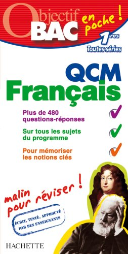 QCM Français 1e