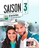 Saison: Cahier d'exercices B1 + CD