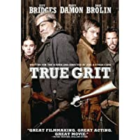 TRUE GRIT (2010) - RENTAL COPY.