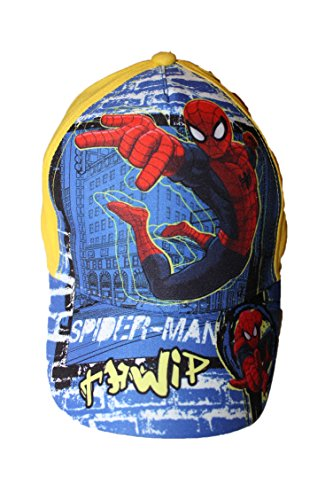 CASQUETTE SUBLIMEE SPIDERMAN