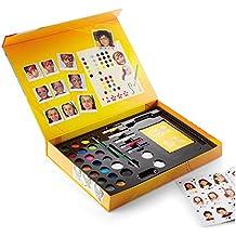 Snazaroo - Caja de pintura facial unisex