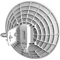 Mikrotik DynaDish 5 Energía sobre Ethernet (PoE) Blanco - Punto de acceso (10,100,1000 Mbit/s, 128 MB, QCA9882-BR4A-R, QCA9557-AT4A-R, 25 dBi, 16 W)