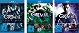Grimm - Staffel 1 - 3 im Set - Deutsche Originalware [15 Blu-rays]