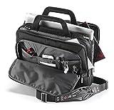 i-stay 15.6 – 16 inch Laptop Organiser Bag with Non-slip Shoulder Strap - Black