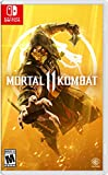 Mortal Kombat 11 - Nintendo Switch at Amazon