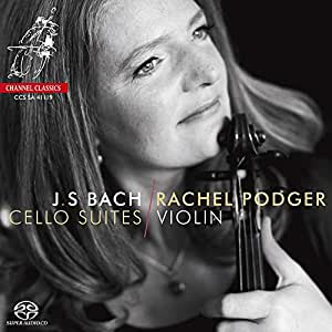 J S Bach: Cello Suites (SACD, plays on all players)