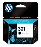 HP 301 Black Original Ink Cartridge (CH561EE)