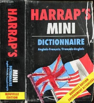 Harrap's mini : English-French dictionary, dictionnaire français-anglais par Collectif