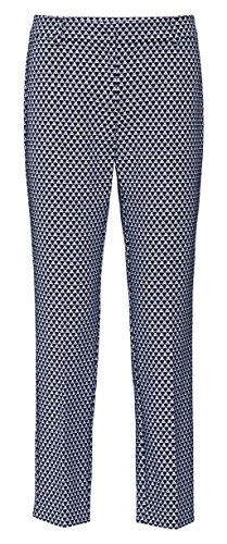 Pennyblack Laos, Pantaloni Donna fantasia blu marino