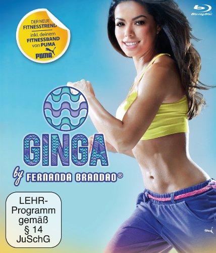 Ginga by Fernanda Brandao [Blu-ray] Preisvergleich