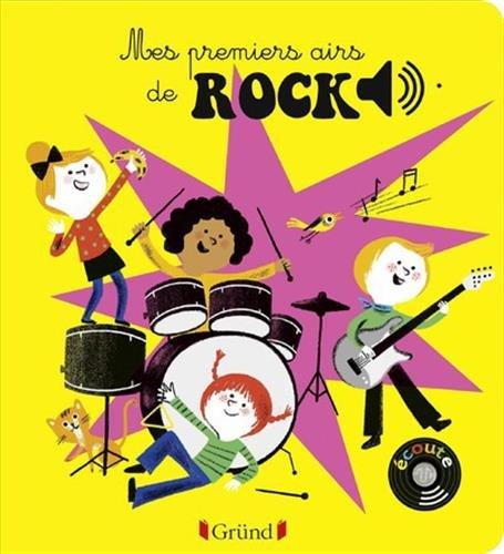 Mes premiers airs de rock par Aurelie GUILLEREY