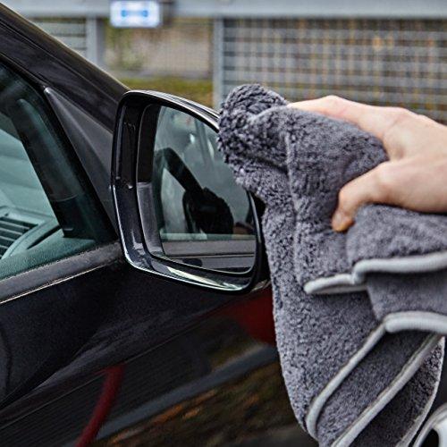 Lumaland Panno per pulizia auto confezione da 3